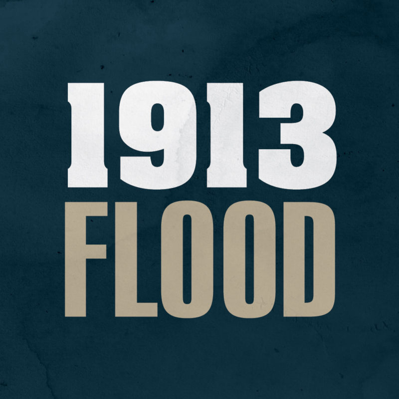 1913 Flood Book