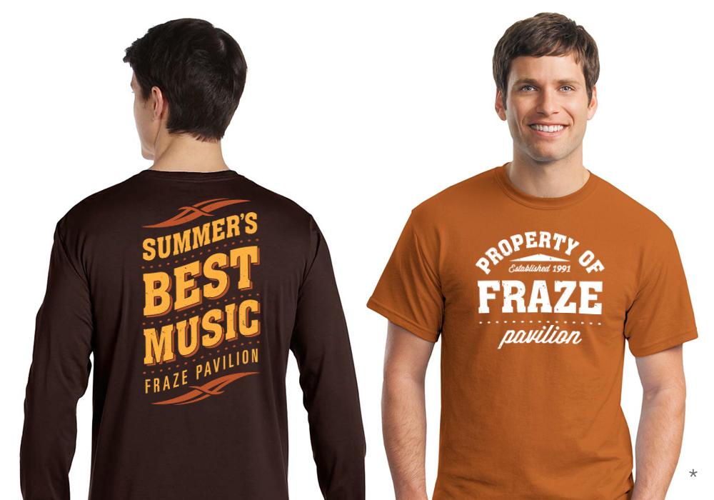 Fraze Pavilion Shirts