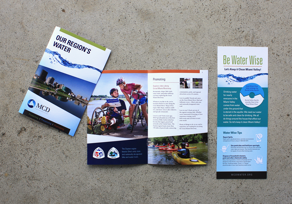Brochure and Informational Card