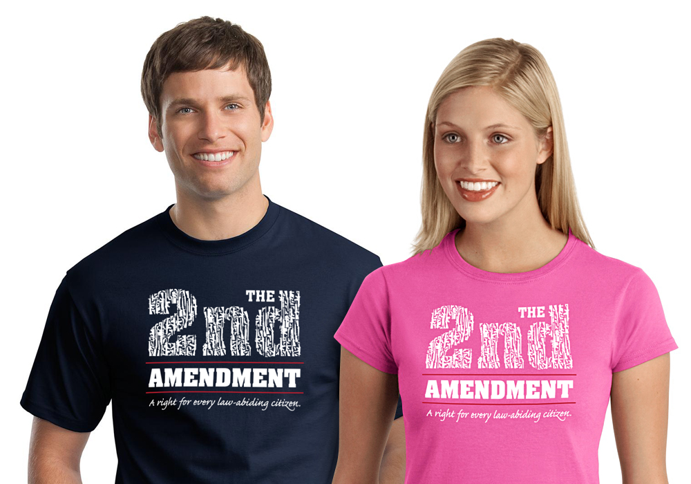 2nd Amendment Promotional Shirt