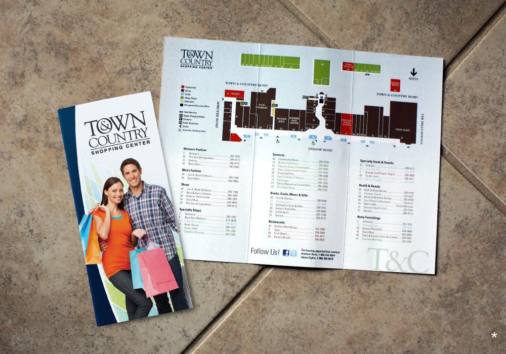 Directory Brochure